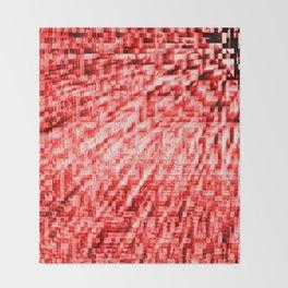 Pixel Wind Throw Blanket