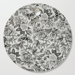 Botanical Pattern II Cutting Board