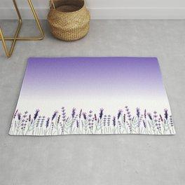 Field of Lavender Rug
