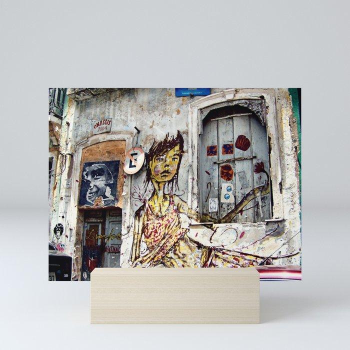 expression Mini Art Print
