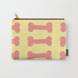 Minimalistic bones Carry-All Pouch
