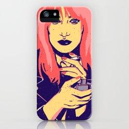 Rock Gina iPhone Case