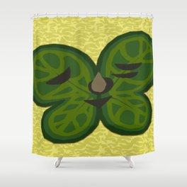 Tree Spirit 2nd Style Shower Curtain