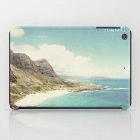 aloha iPad Cases featuring Aloha by Retro Love Photography