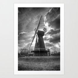 Davidsons Mill Art Print