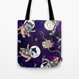 CatStronauts Tote Bag