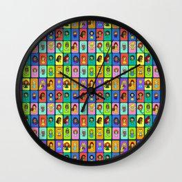 Princess Collection Wall Clock