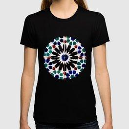 Time-worn tiles T-shirt