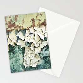 Colours of abandonment Stationery Cards
