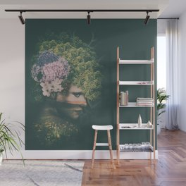 Mother Nature Wall Mural