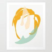 Matisse Shapes 8 Art Print