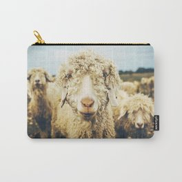 Curly I Carry-All Pouch