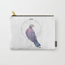 Fancy Pidgeon Carry-All Pouch