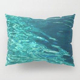 Blue water Pillow Sham