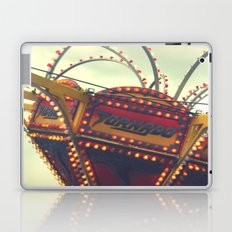 Vintage Carnival ~ The Tornado Laptop & iPad Skin