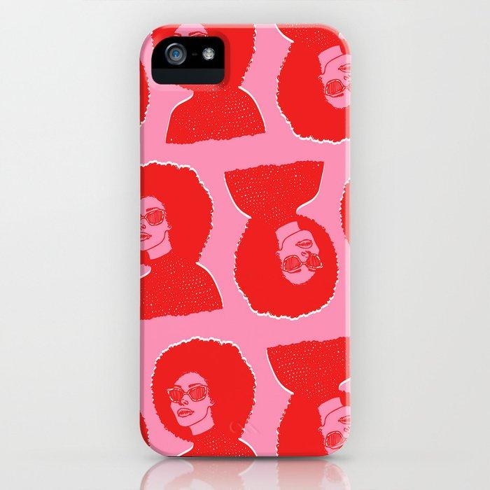 Kara Pattern iPhone Case