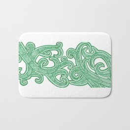 weeds Bath Mat