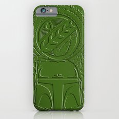 bobba fett Polynesian tribal iPhone 6s Slim Case