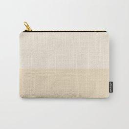 Half Dutch White/Dutch White Carry-All Pouch