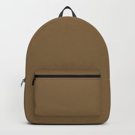 Meet Me at the Beach ~ Sandy Taupe Backpack