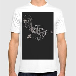 Gasmask Projector                          T-shirt
