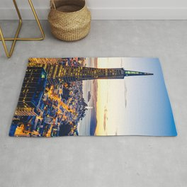 San Francisco Skyline Rug