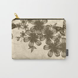 Butterfly Dance Carry-All Pouch