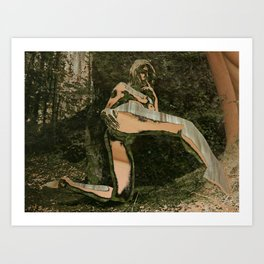 Nature Danae Art Print