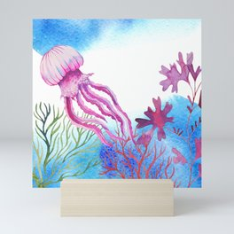 Coral Reef #8 Mini Art Print