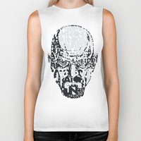 quotes Biker Tanks featuring Heisenberg Quotes by RicoMambo