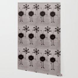 Evil Flower Bug Wallpaper