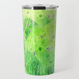 Beautiful Forest Travel Mug