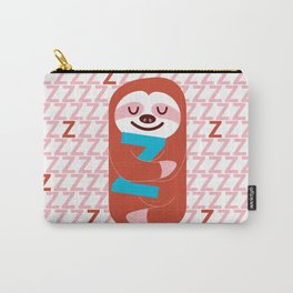 The Slothful One Carry-All Pouch