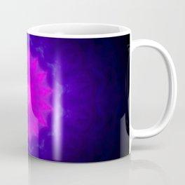 Ultraviolet kaleidoscope Coffee Mug