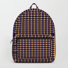 orangepurple mood Backpack