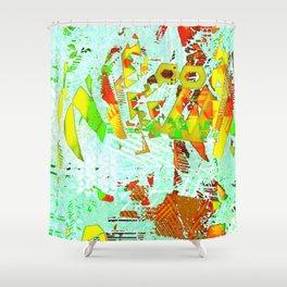 Shapes & Colors  Shower Curtain
