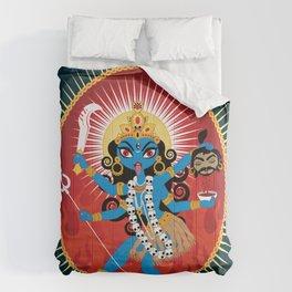 Kali Ma Comforters