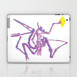 Jurassic Park Dinosaur Skeleton  Laptop & iPad Skin