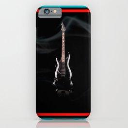 Collection de guitares iPhone Case