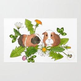 Guinea Pigs Rug