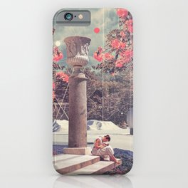 Waiting for my Loneliness to Forgive Me iPhone Case