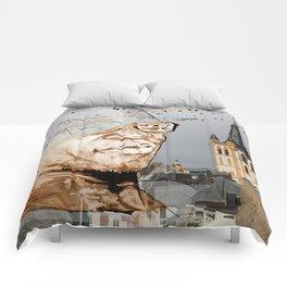 TRIER mon deuxième patrie Comforters