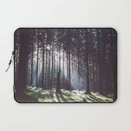 Magic forest - Landscape and Nature Photography Laptop Sleeve