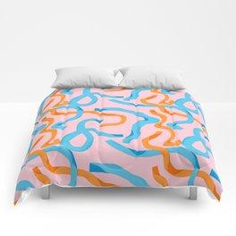 Streamers 3 Comforters