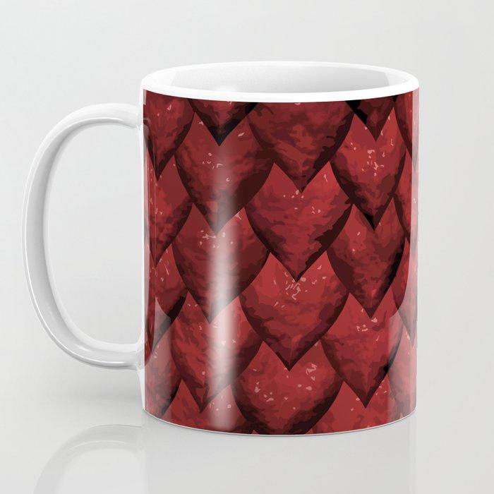 Red Dragon Coffee Mug