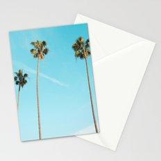Palm Tree Sunshine Stationery Cards
