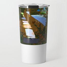 Painted Arch Way  Travel Mug