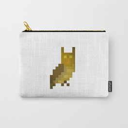 Pixel owl Carry-All Pouch