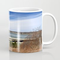 maine Mugs featuring Maine Travel by Catherine1970