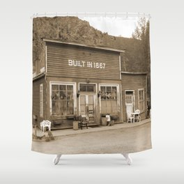 Georgetown CO Shower Curtain